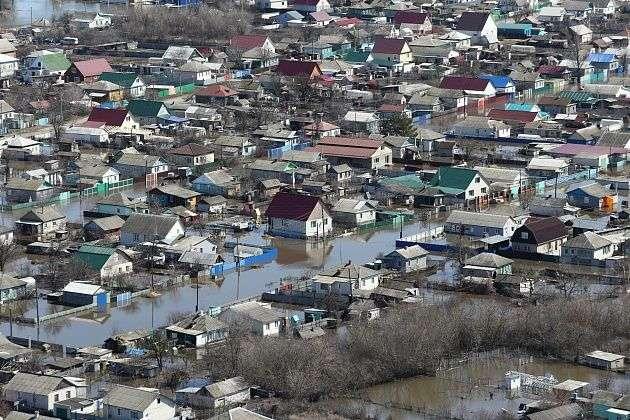 В Волгоградской области 259 пострадавших от паводка семей получили материальную помощь
