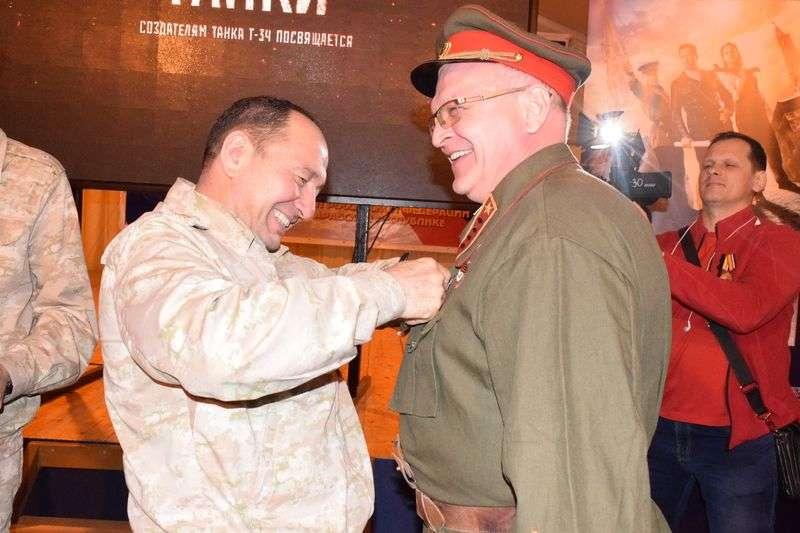 Первыми увидеть «Танки» смогли российские военные в Сирии
