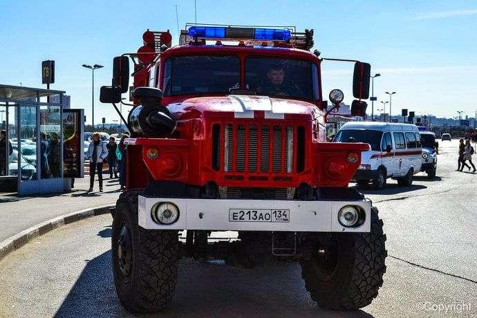 Спастись за 7 минут. В ТРЦ «Акварель» вновь прошли противопожарные учения