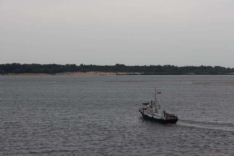 1 апреля на судоходных водоёмах региона открылась навигация