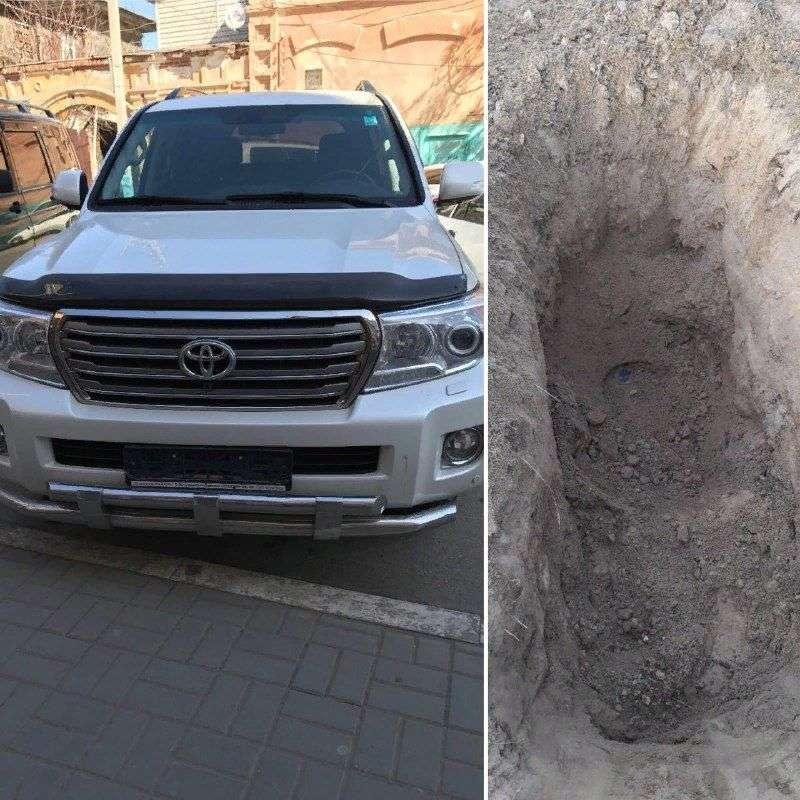 Двое волгоградцев убили астраханца, а затем угнали его Toyota Land Cruiser