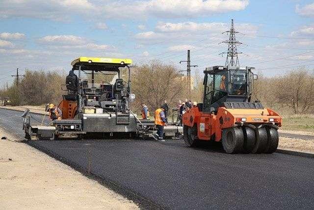 В Волгограде дорожники вышли на финишный ремонт Второй Продольной магистрали