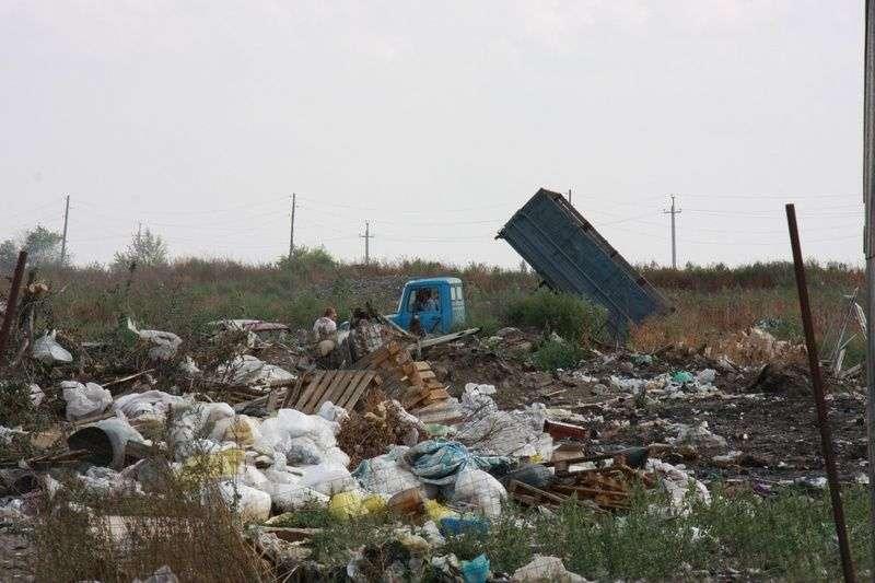 ООО «Вторсырье+» пытается избежать наказания за загрязнение земли в Иловле