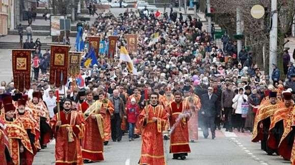 Пасхальный крестный ход в Волгограде пройдет по-новому