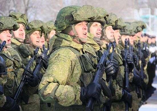 Волгоградские военные начали подготовку ко Дню Победы