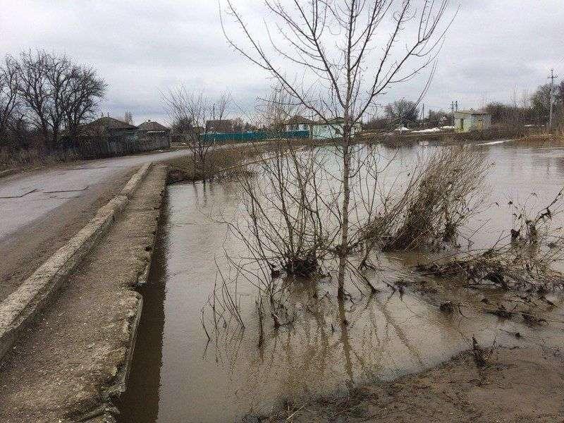 МЧС: В зоне подтопления находятся 9 районов Волгоградской области