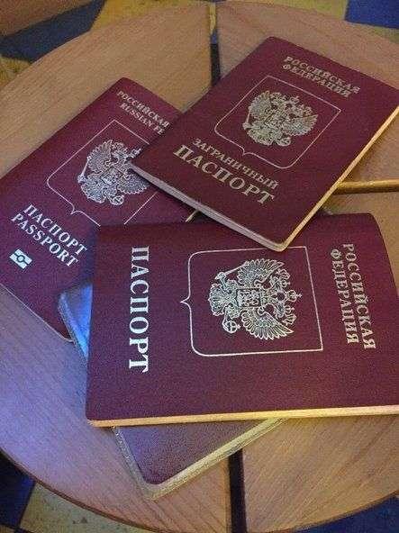МВД сократило сроки хранения заграничных паспортов