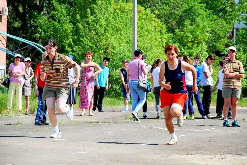 В Волжском состоялось первенство по легкой атлетике среди спортсменов с ограничениями