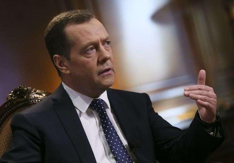 Путин внес в Госдуму кандидатуру Медведева на пост премьер-министра
