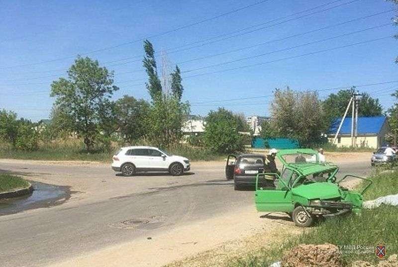 Волгоградский пенсионер умер за рулем «Оки»