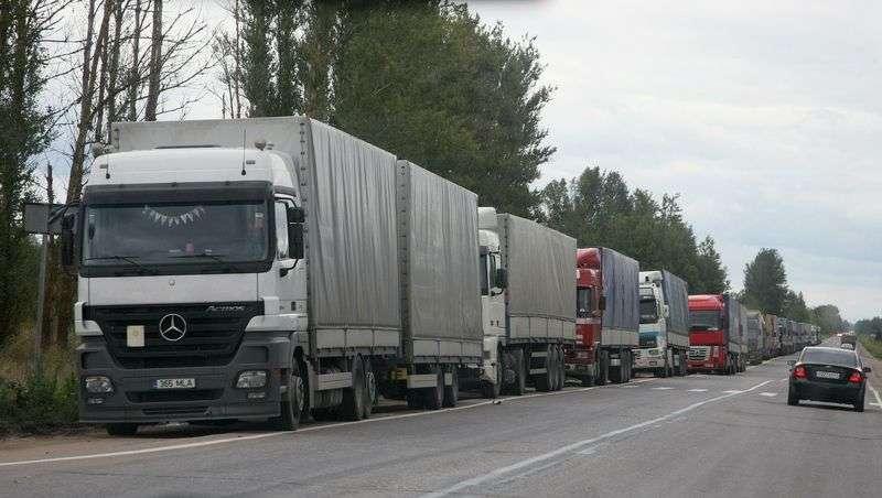 Большегрузам не будут запрещать въезд в Волгоград из-за ЧМ