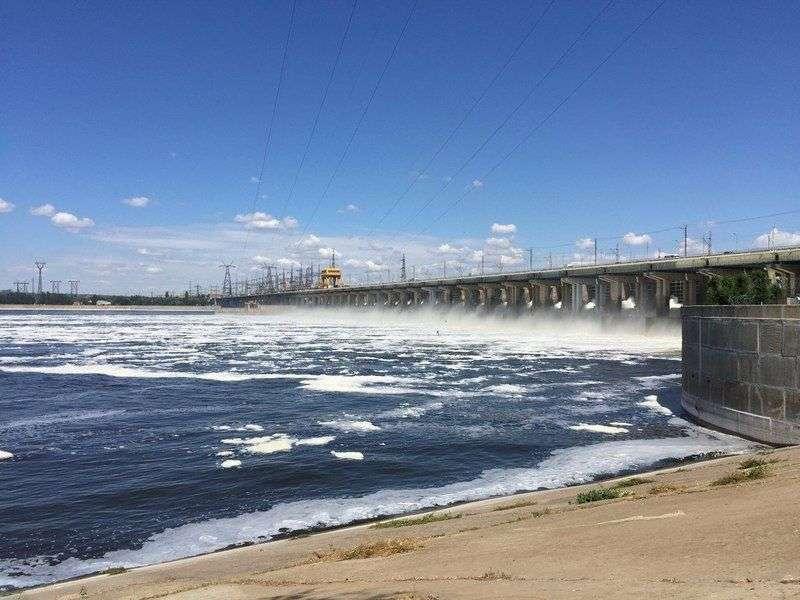 Высокий сброс на ГЭС не приведет к затоплениям