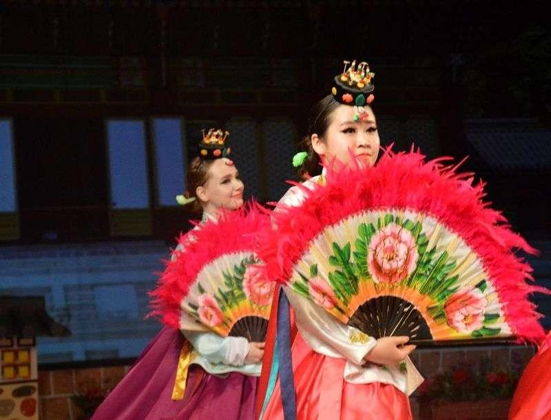 В Волгограде с размахом отметили корейский праздник