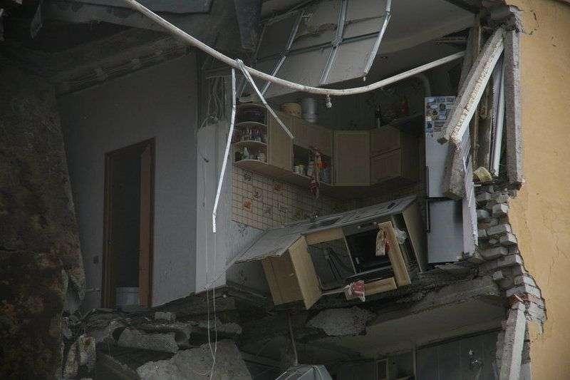 После взрыва дома в Советском районе Волгограда прошел год