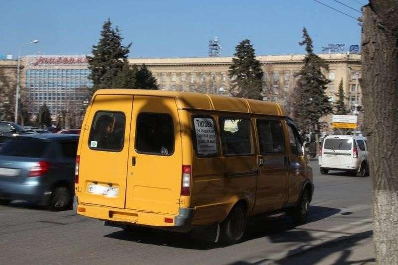 Волгоградские маршрутки подорожают