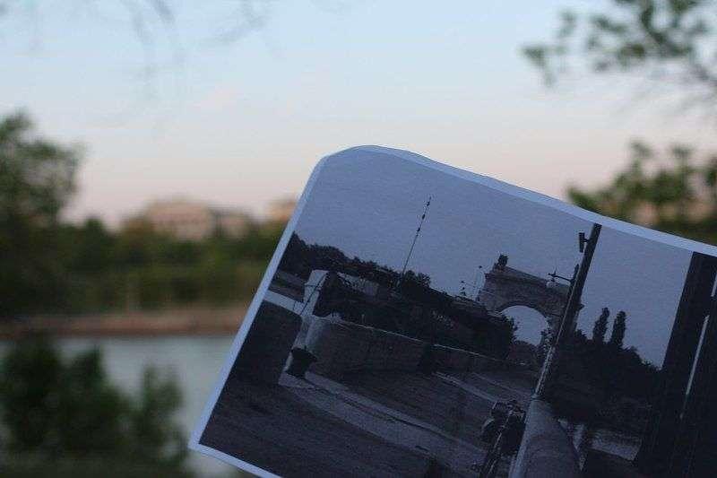 """Журналисты сравнили старые снимки """"города на канале"""" с реальностью"""