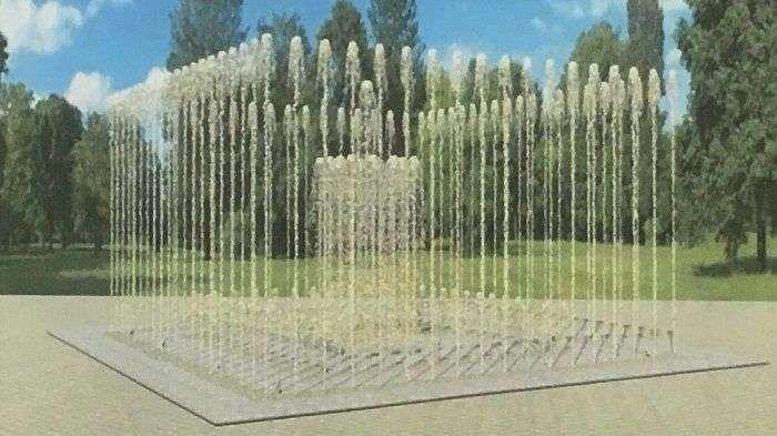 Новый фонтан в парке «Семейный» откроют 6 мая