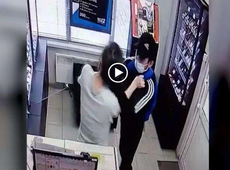 В Волгограде поймали разбойника в медицинской маске