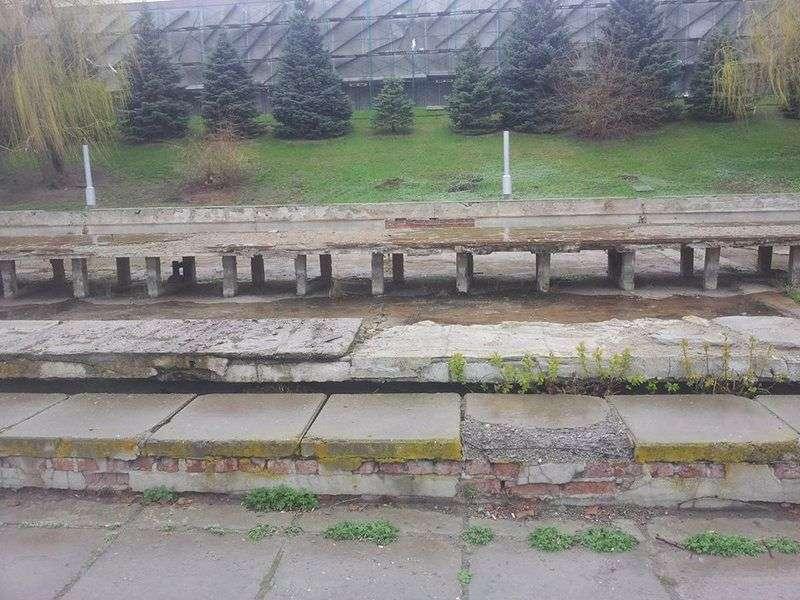 В Волгограде у подножия