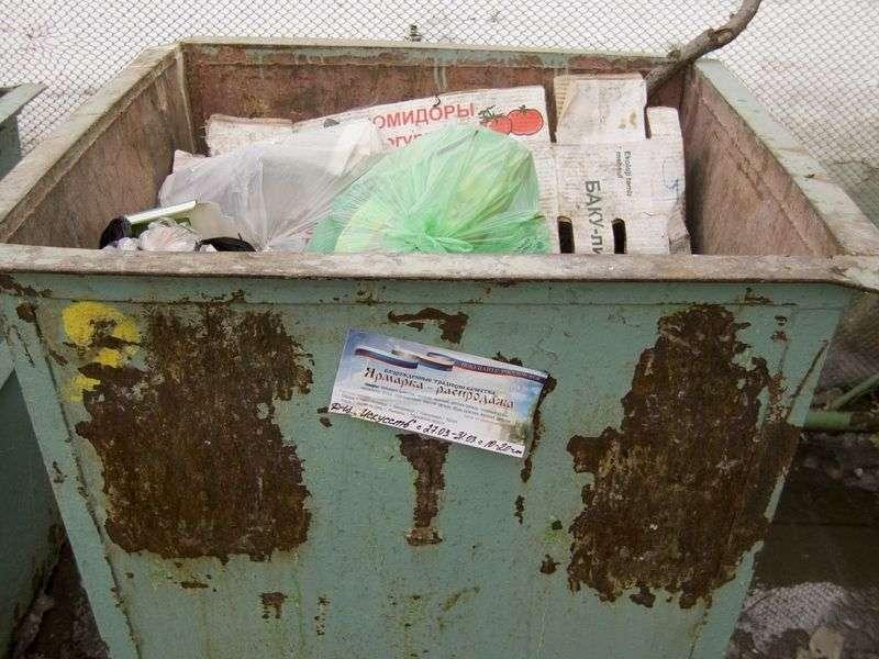 ГК «Чистый город» может взяться за волгоградский мусор по решению ФАС