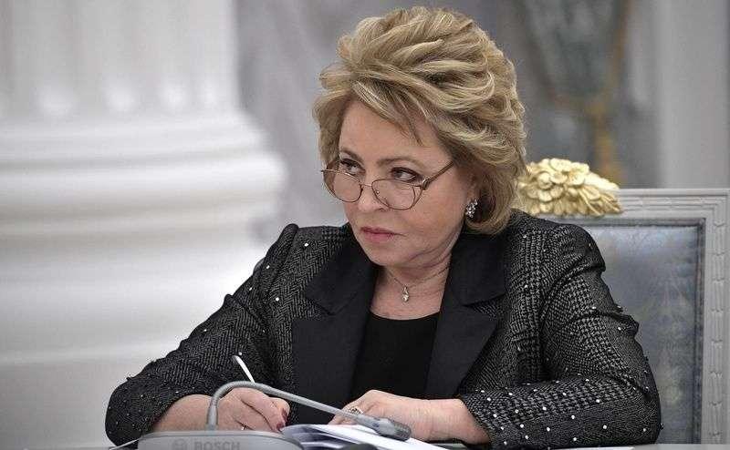 Матвиенко обсудит в Волгограде реализацию указа президента