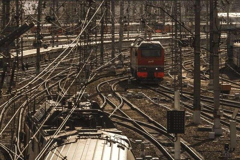 На станции Сарепта пытались украсть устройство для стрелочного перевода