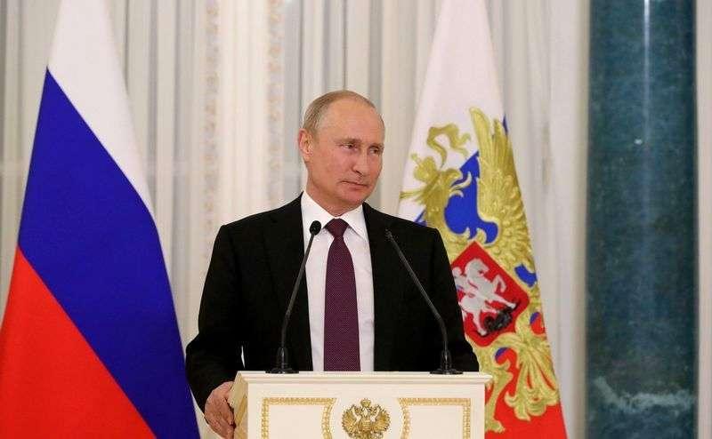 Кремль назначил дату прямой линии с Путиным