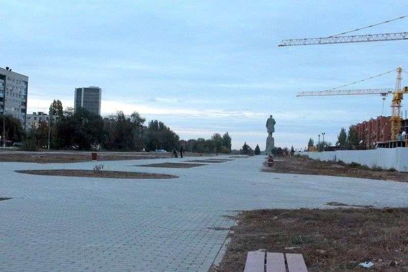 Скандальный парк Юбилейный дождется реконструкции