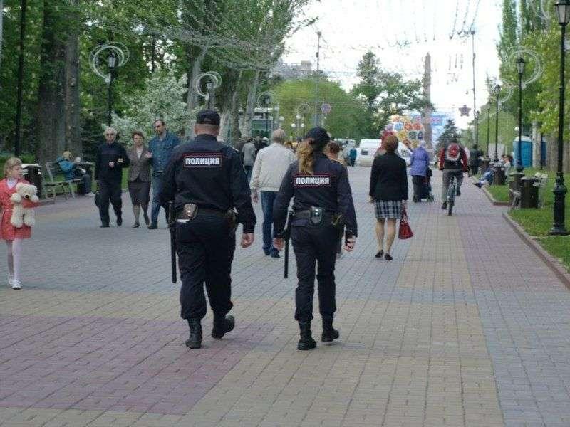 Спокойствие волгоградцев обеспечат полицейские из Астрахани
