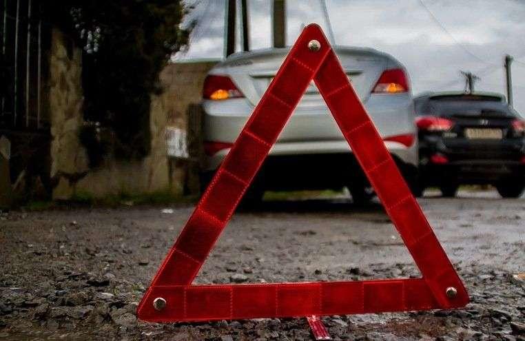 В Кумылженском районе пьяный водитель устроил аварию на трассе