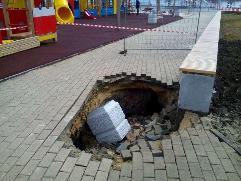 В центре Волгограда отремонтируют несколько дворов