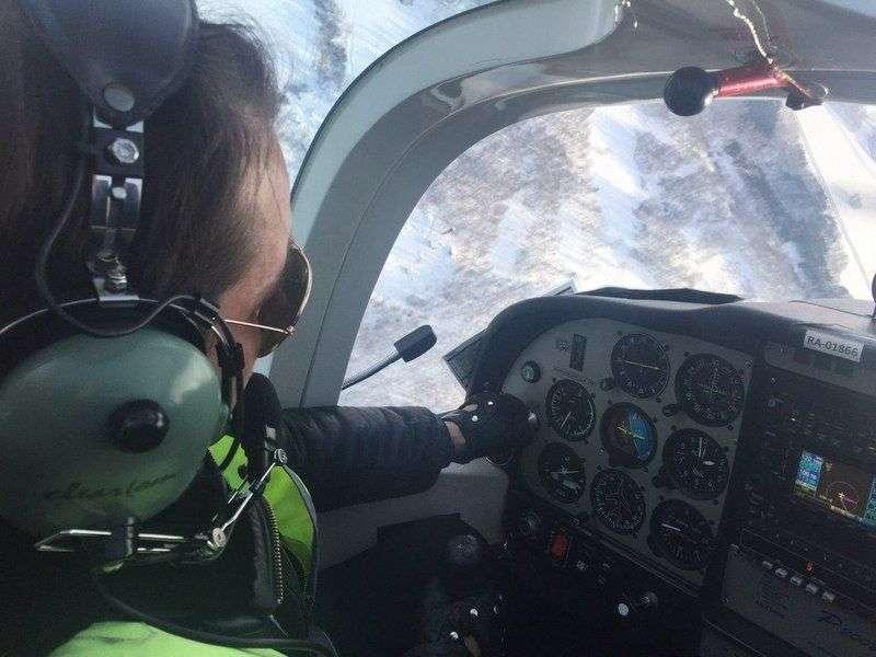 Разбившийся под Волгоградом самолет не имел право подниматься в воздух