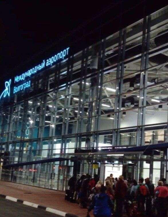 В аэропорту Волгограда экстренно сел самолет