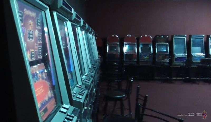 В dолгоградском магазине нашли подпольное казино