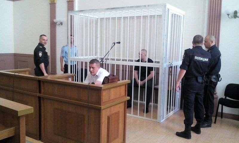 Масленников на очередном заседании отказался отвечать на вопросы прокурора