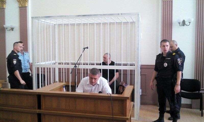Масленников на очередном заседании отказался отвечать на вопросы судьи