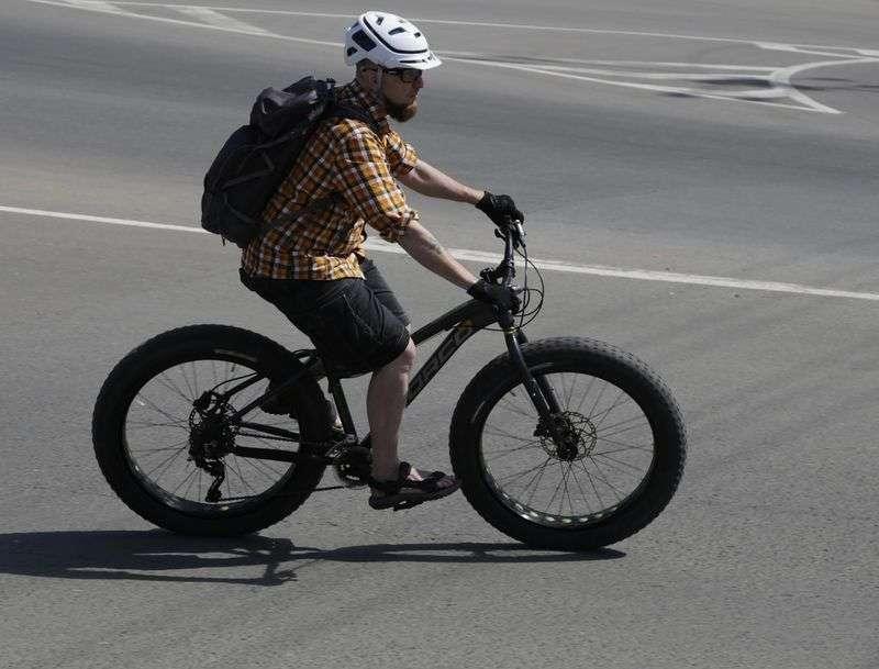 У волгоградцев беда с велосипедами в Москве