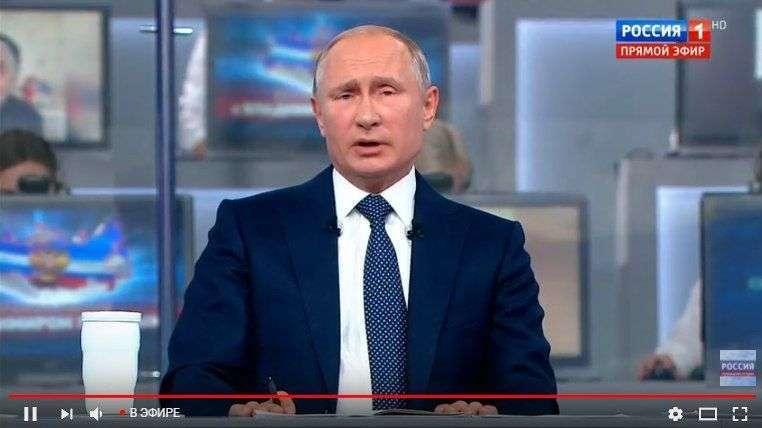 """Путин в ходе """"Прямой линии"""" не уделил внимание проблемам волгоградцев"""