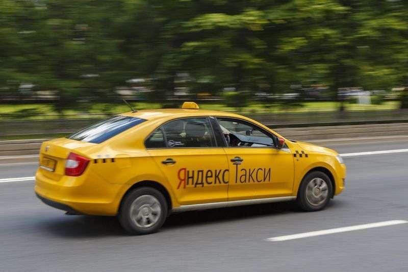 Опасный московский таксист выполнял заказы Яндекса