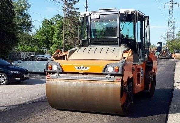 В Волгограде восстановили дорогу на улице Шурухина