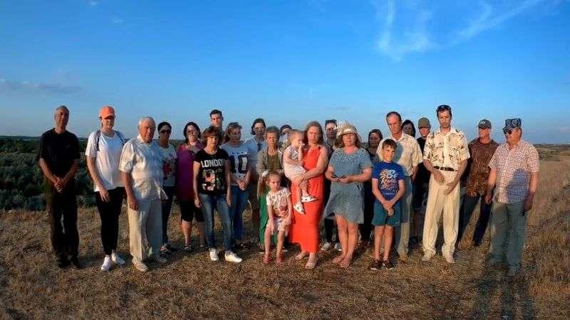 Жители Светлого Яра просят Путина спасти их от экологической катастрофы