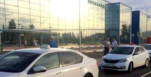 Деятельность такси «Бонжур» заинтересовала УФАС