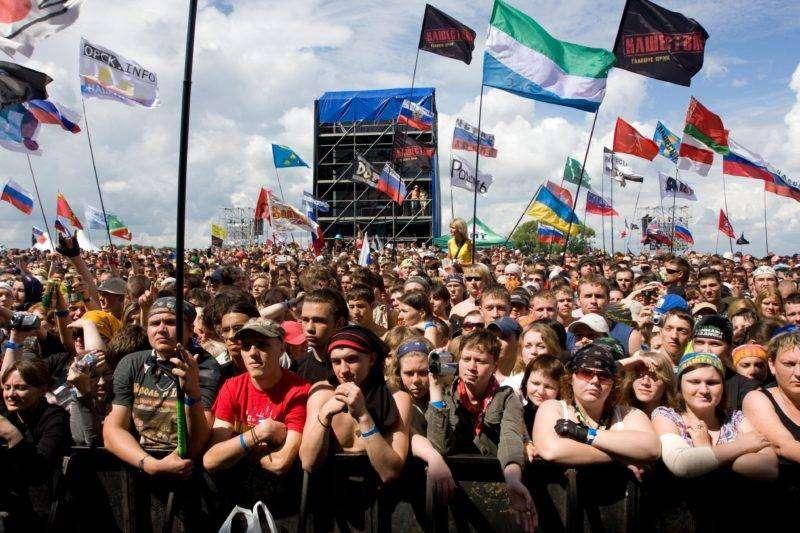 Рок-музыканты отказываются выступать на «Нашествии»