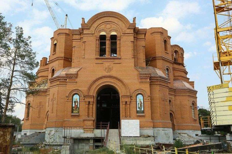 Собор Александра Невского восстановят к 2021 году