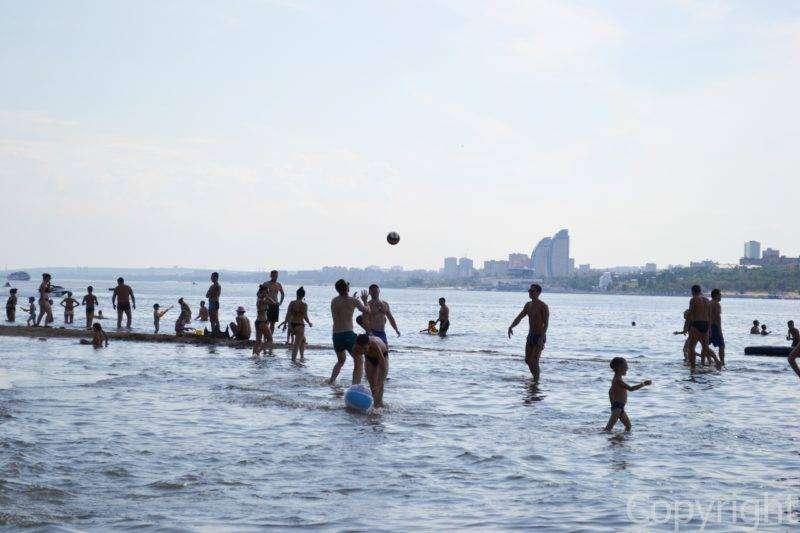 В регионе назвали небезопасные пляжи