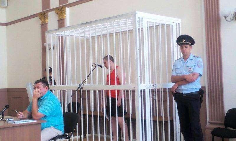 Организатор убийства Брудного попросил выпустить его железной клетки