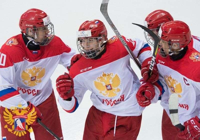 Россия U-17 в финале «Кубка Сириуса»