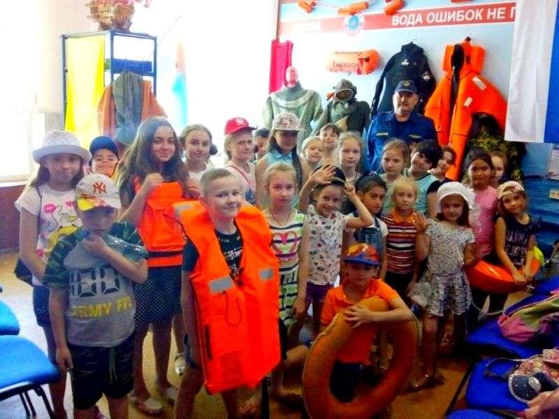 Музей ВОСВОД вновь открыл двери юным гостям