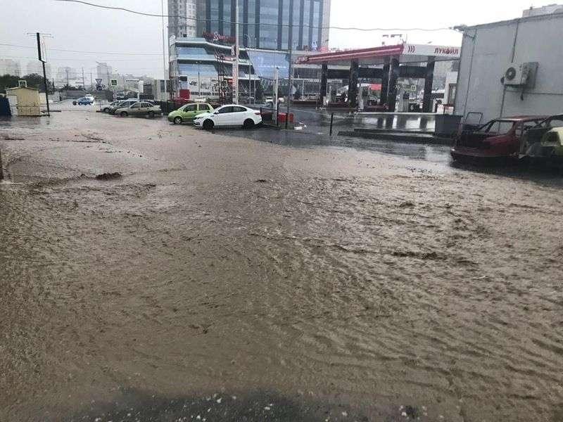 Ничего нового: Волгоград опять затопило