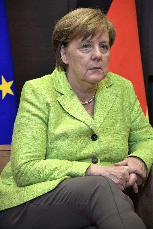 Меркель попала в секс-скандал